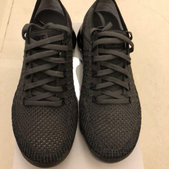 正品女鞋Vapormax黑反光