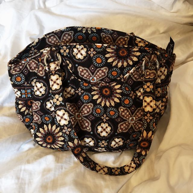 Vera Bradley Glenna shoulder bag (authentic)