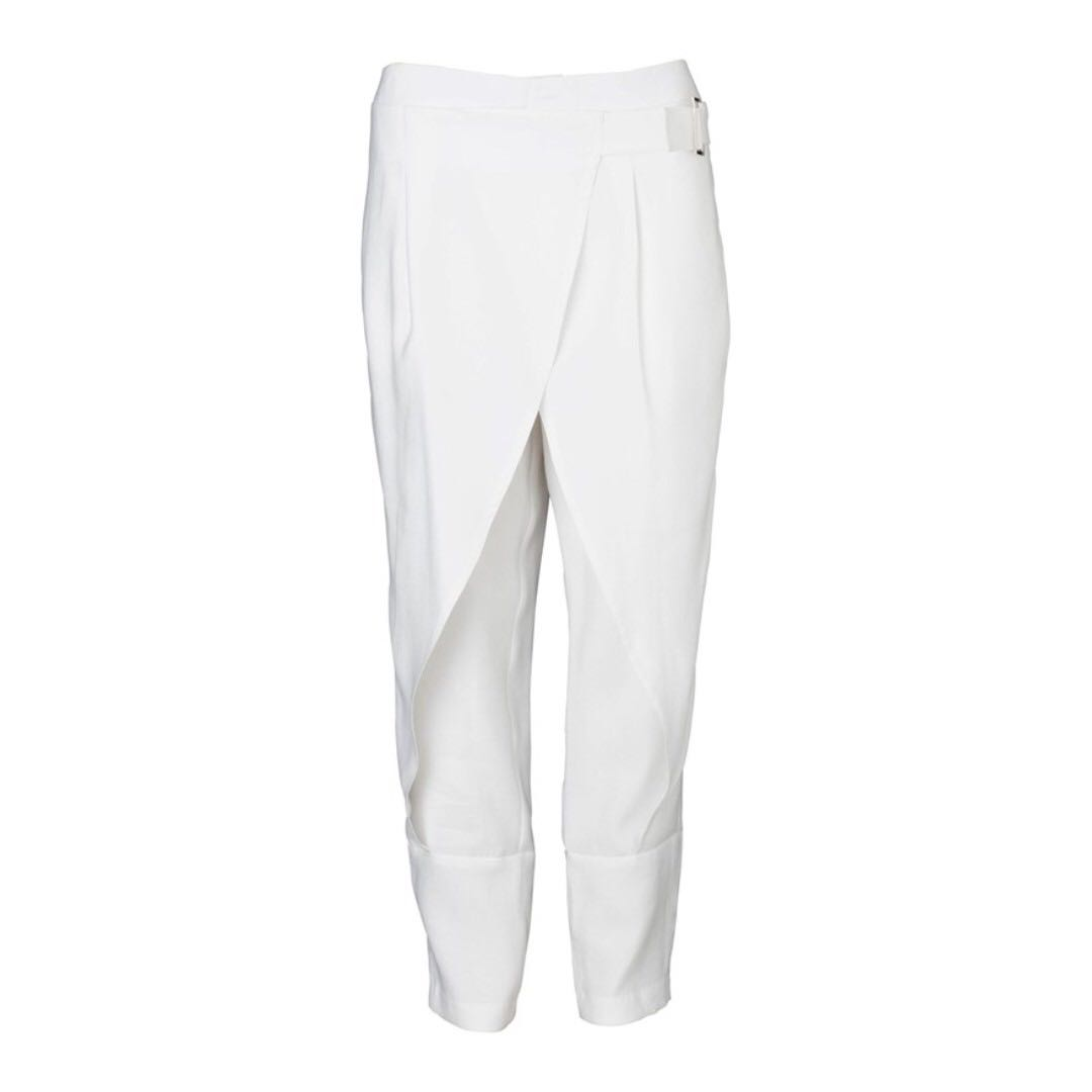VIKTORIA AND WOODS ANDERSON WRAP PANT 0