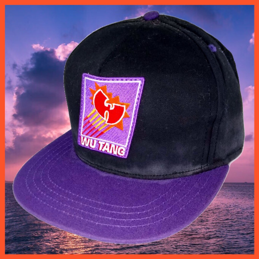 Wu Tang LOGO 正版 稀有 棒球帽