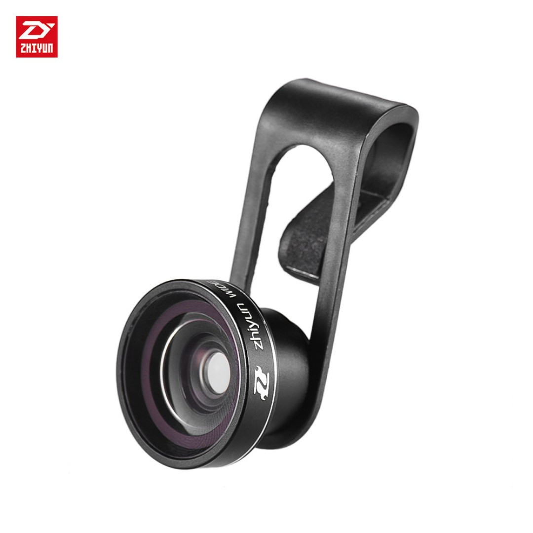 Zhiyun Cloud Lens 15mm Super Wide Angle for Smartphone