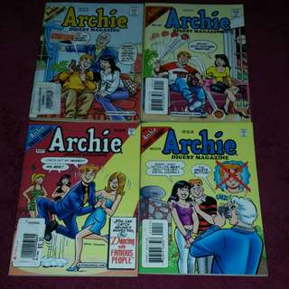 Preloved Archie Comic**