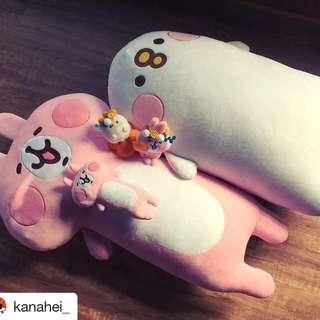 全新 台灣 Kanahei 攬枕 長型 大中小3個碼