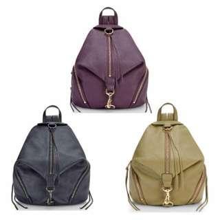 只交換 / 可補錢 Rebecca minkoff julian backpack 背包 背囊