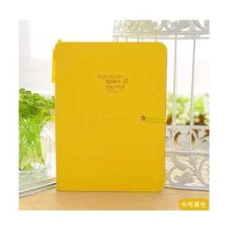 Journal Planner Notebook With Pen 2018 Organiser