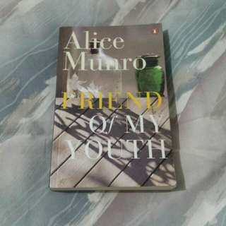 Alice Munro's Friend Of My Youth