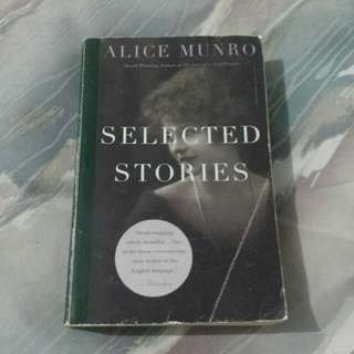 Alice Munro's Selected Stories
