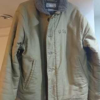 Bronson N-1夾克 (古著、老品