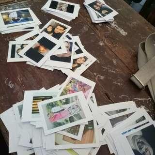 Cetak Polaroid 18k 25foto