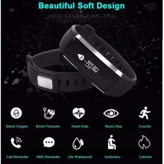 BEST SELLER! M2 Smart Band Blood Pressure Fitness Tracker
