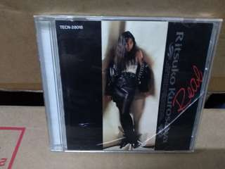 黑沢律子 CD 包郵