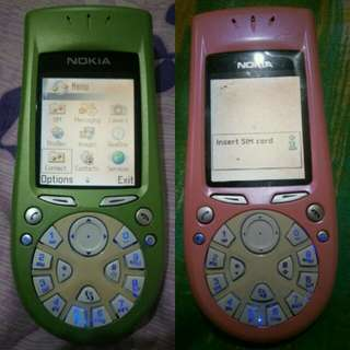 Original nokia 3650 complete with charger