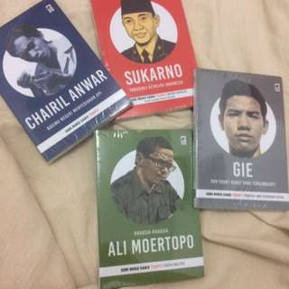 4 Seri Buku Saku TEMPO B
