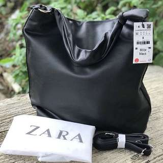 ZARA KNOTTED ORIGINAL ✅
