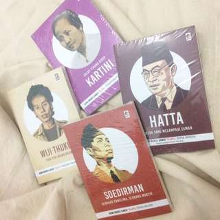 4 Seri Buku Saku TEMPO A