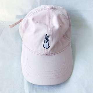 Miniso Pastel Pink cap