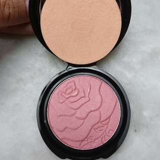 Malibu Glitz Rose cheek pop blush