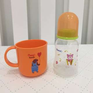 Pureen Baby Bottle & Drinking Cup