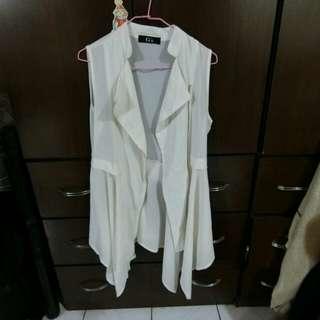 雪紡紗造型外套