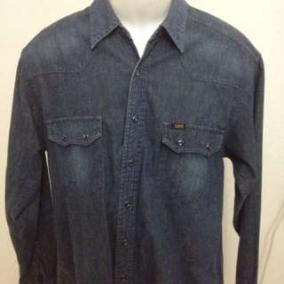 Lee jeans shirt