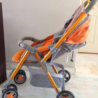Combi urban stroller