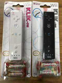 Wii KLIK-on Candy Dispenser NOT Wii Controllers