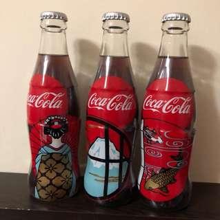 可口可樂 Coca Cola日本玻璃樽