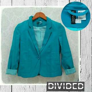 Blazer divided by h&m