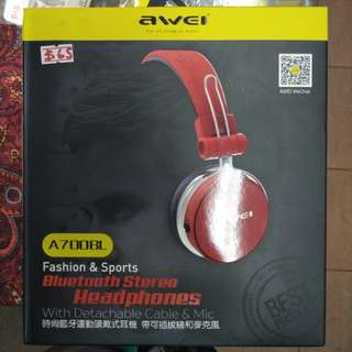 Awei A700BL Bluetooth Stereo Headphones