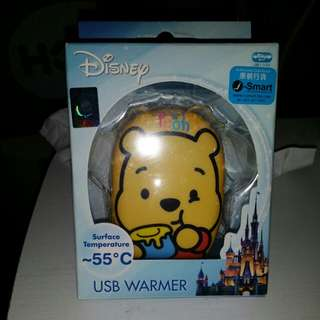 Disney USB Warmer 充電暖蛋