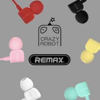 Crazy Robot in-ear Earphone headset for iPhone&Android