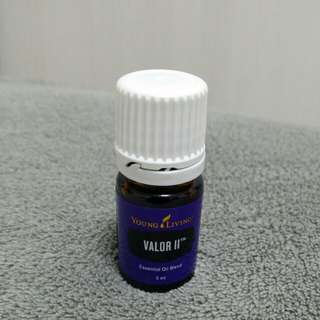 Young Living EO - Valor ll