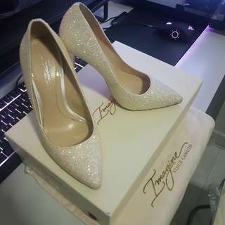 Imagine by Vince Camuto 'Olson' Crystal Embellished Pump