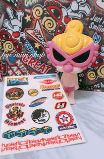 ❤️Hysteric Mini Sticker❤️