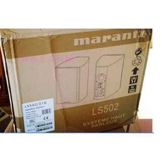 Marantz LS-502 Bookshelf Speaker For Sale