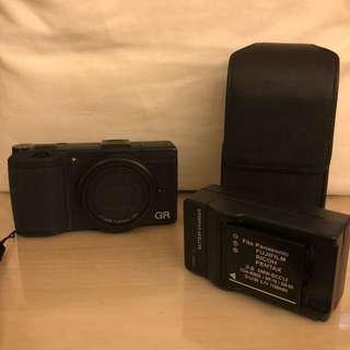 RICOH GR 理光 數位相機 類單眼相機