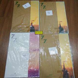 GOT7 7 FOR 7 ALBUM ONLY