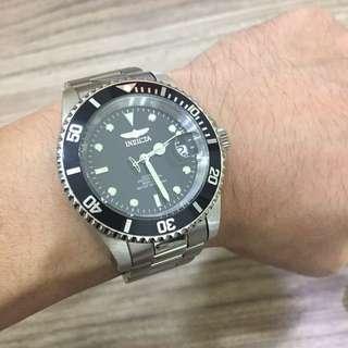 美國Invicta 8926ob機械錶只戴3天~超新