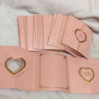 🚚 party卡片 結婚卡片 賀卡