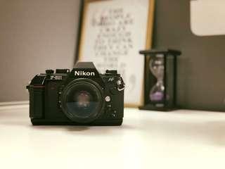 Nikon F501 AF SLR Body only