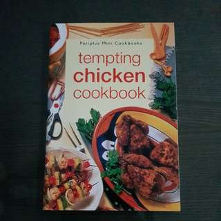 Tempting Chicken Cookbook