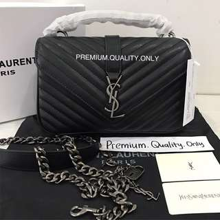 Customer's Order YSL college bag/ Saint Laurent crossbody bag
