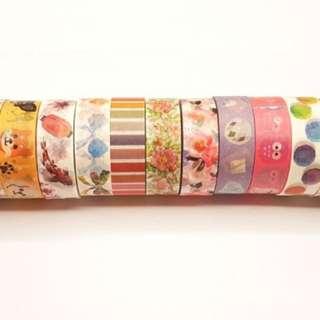 Washi Tape ( code A )