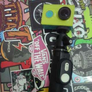 yi cam dan stick original