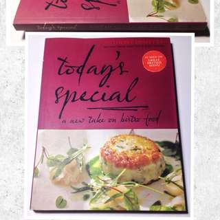 ANTHONY DEMETRE RECIPES FROM ARBUTUS & WILD HONEY TODAY'S SPECIAL:  A NEW TAKE ON BISTRO FOOD