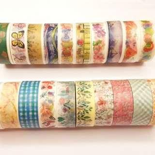 Washi Tape ( code B )