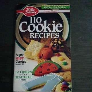 Betty Crocker 110 Cookie Recipes