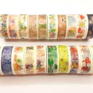 Washi Tape ( code B)