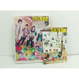 SHINee / 日韓台版專輯 出清
