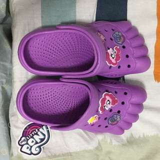 My little pony Crocs Sandal
